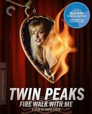 Criterion Coll Twin Peaks - Fire Walk With Me BLURAY