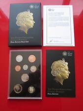 MINT CONDITION 2015 UK Fourth Portrait Final Edition Coin Proof Set