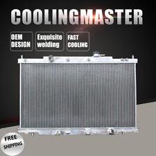 Fit 02-06 Honda Element CR-V Aluminum Radiator EX LX SE DX L4 2.4L MT 2 Row/Core