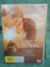THE LAST SONG MILEY CYRUS,LIAM HEMSWORTH,GREG KINNEAR DVD PG R4