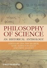 Philosophy of Science: An Historical Anthology by  , Paperback