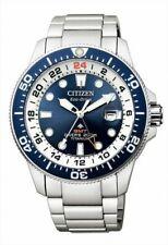 Citizen BJ7111-86L Promaster Eco Drive 43mm Antimagnetic Men's Watch - Silver/Blue