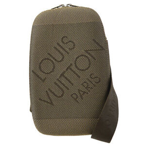 LOUIS VUITTON MARGE BUM BODY BAG DAMIER GEANT TERRE MI0094 M93500 72665