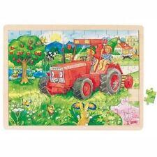 Puzzles et casse-tête rouge avec 26 - 99 pièces