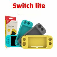 New Silicone Shell For Nintendo Switch Lite Skin Case Full Cover Protective Case