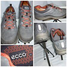Ecoo Biom Performance Terrain Shoes 10.5 Men Gray Yak Mint Cond YGI J0S-82