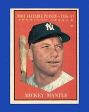 1961 Topps Set Break #475 Mickey Mantle MVP EX-EXMINT *GMCARDS*