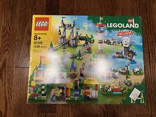 Lego 40346 Legoland Exclusive Theme Park Set New In Box