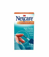 Nexcare Skin Crack Care Liquid Waterproof For Hands & Feet, 0.24 Ounce, 1 Pack