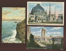 Posted Collection/ Bulk Lots Collectable USA Postcards