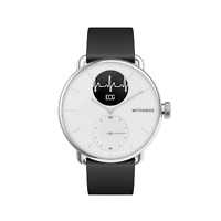 Withings ScanWatch -  Hybrid Smartwatch with ECG, Heart Rate & Oximeter