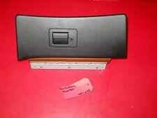 OEM USED BLACK GLOVE BOX STORAGE DASH COMPARMENT CUBBY W HANDLE MUSTANG SVT #143