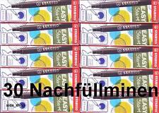 30 STABILO EASYoriginal s move® easy start Tintenpatronen blau Patronen Minen