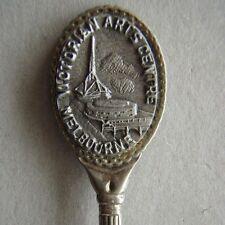 Victorian Arts Centre Melbourne Sonic Souvenir Spoon Teaspoon