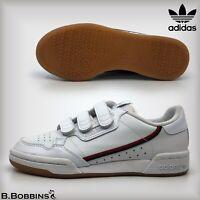 👟 SALE Adidas Originals CONTINENTAL 80 Trainers Size UK 3 4 5 Boys Girls Ladies