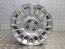 Jante alu alliage origine Fiat 500 après 2007 - 6 x 15 - ET35 - 50901666