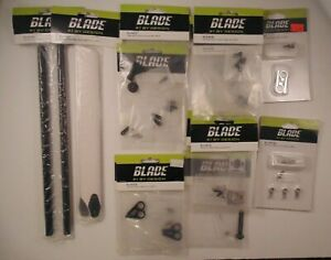 BLADE 300X HELICOPTER PARTS LOT 16 PACKAGES NIP