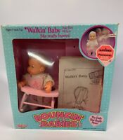Vintage Galoob Bouncing Babies 1988 Pre-Owned With Box
