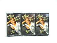 Readers Digest Anne Murray Cassette Tapes 1 2 3 1990 Greatest Hits Performances