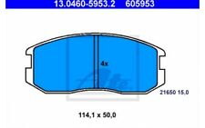 ATE Juego de pastillas freno Para MITSUBISHI COLT LANCER PROTON 13.0460-5953.2