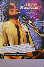 JEFF BUCKLEY, GRACE AROUND THE WORLD POSTER (E5)