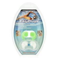 Silicone Ear Plugs - Adult - Hypo-allergenic Earplugs for Swimming/swimmer loSPU
