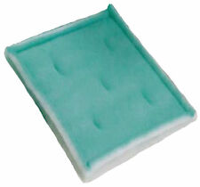 20x20x1 RING PANEL Anti-Microbial Treated Healthy Home HVAC Air Filters (3 pack)