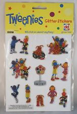 Tweenies [ Glitter Stickers ]