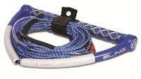 """Airhead Bling Spectra Wakeboard Rope 5 Section Waterski Rope 15"""" c/w rope tidy"""