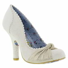 Irregular Choice Women's Bridal or Wedding Heels
