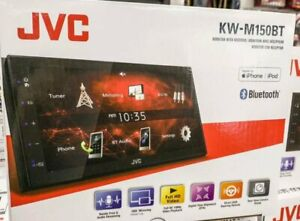 "JVC KW-M150BT 6.8"" Digital Media Receiver with Bluetooth  Brand New"