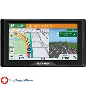 "PE Drive 61 LM 6"" GPS Navigator with Driver Alerts (US Lifetime Maps)"