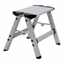 Folding Aluminium Step Stool (150kg Max) - GorillaSpoke for Free P&P IRE & UK!