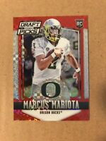 2015 MARCUS MARITOA DRAFT PICKS PRIZM RED POWER REFRACTOR #131 ROOKIE RC