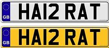 HAZRAT PEER private personal personalised number plates plate for sale