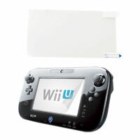 2x Screen Protectors for Nintendo Wii U Handheld GamePad Controler