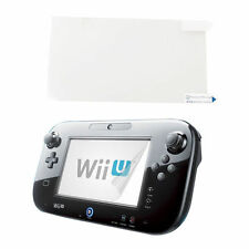 2x Screen Protectors for Nintendo Wii U Handheld GamePad Controler