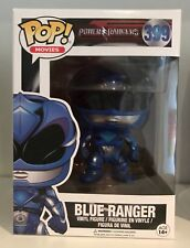 FUNKO POP 399 POWER RANGERS BLUE RANGER