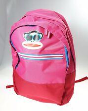 School Backpack Free Time PAUL FRANK FUCHSIA Original Shipping Traced