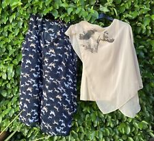 Ladies Blouses With Horse Theme