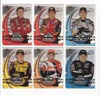 ^2004 Premium IN THE ZONE Complete 12 card set BV$30 Gordon Johnson Dale Jr