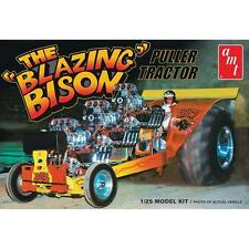AMT 1/25 The Blazing Bison Pulling Tractor PLASTIC MODEL KIT 1006