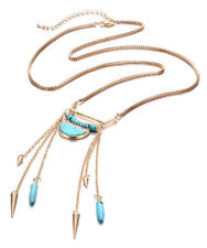 MARNI H&M Bullet &Tassel Necklace