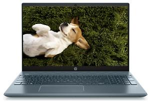 """HP 15.6"""" FHD AMD Ryzen 5 Quad Core 3.7GHz 1TB HDD 128GB SSD 8GB RAM Win10"""