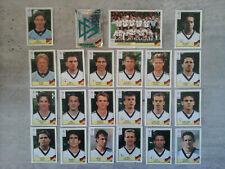 Panini EURO 2000 Team Deutschland komplett/Team Germany complete
