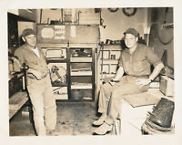 Seabees WWII 1945 35th S. NCB Pearl Harbor Hawaii Photo #16 Sanitary Engineers