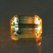 0.57Cts_Flawless_Emerald Cut_100 % NATURAL COLOR CHANGE  DIASPORE_TURKEY