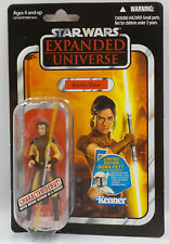 STAR WARS : BASTILA SHAN CARDED ACTION FIGURE (TH)