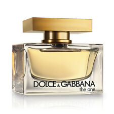 THE ONE by Dolce & Gabbana 2.5 oz EDP Spray for Women NEW IN BOX & SEALED