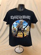 Iron Maiden Event Shirt Texas Book of Souls Tour 2017 - Medium